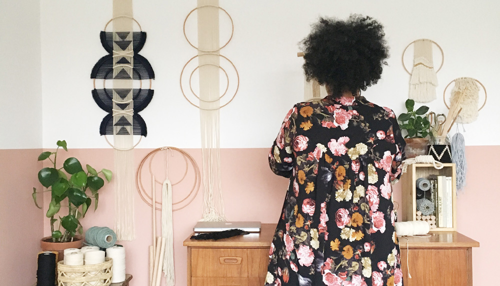 studionom wandhanger nom macrame wanddecoratie blog pynappel